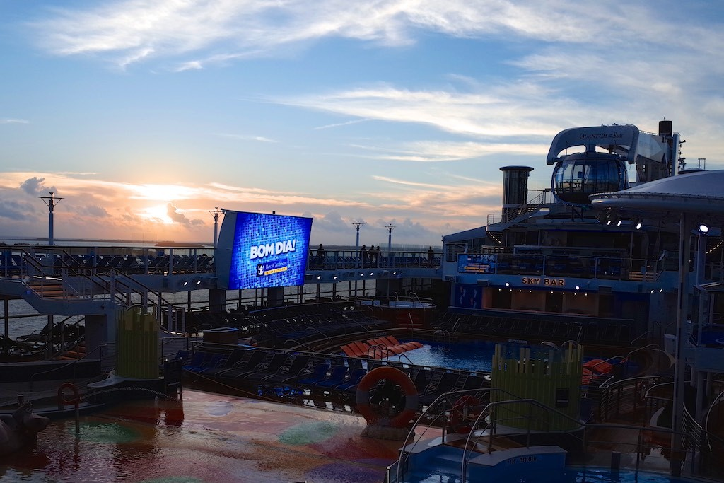 Quantum of the Seas d5 albums 23